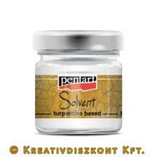 Oldószer - terpentines 30 ml