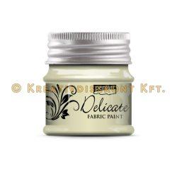 Pentart Delicate textilfesték 50 ml több színben - óarany