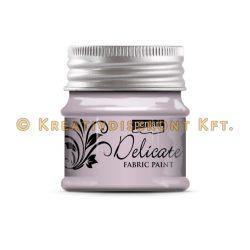 Pentart Delicate textilfesték 50 ml több színben - lilaezüst