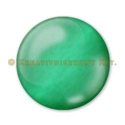 3D dekortoll 30 ml smaragdzöld