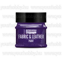 Pentart Textil- és bőrfesték 50 ml - Lila