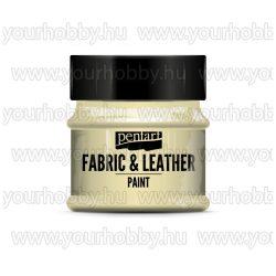 Pentart Textil- és bőrfesték 50 ml - Bézs