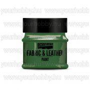 Pentart Textil- és bőrfesték 50 ml - Zöld
