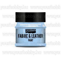 Pentart Textil- és bőrfesték 50 ml - Égkék