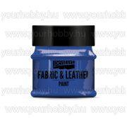 Pentart Textil- és bőrfesték 50 ml - Kék