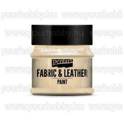 Pentart Textil- és bőrfesték 50 ml - Tojáshéj