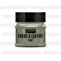 Pentart Textil- és bőrfesték 50 ml - Pisztácia