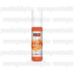 Pentart folyékony vízfesték narancs 20ml