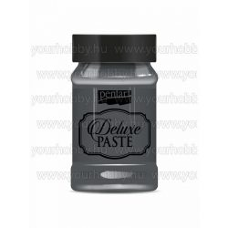 Pentart Deluxe paszta 100 ml - platina