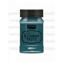 Pentart Deluxe paszta 100 ml - smaragdzöld