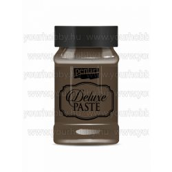 Pentart Deluxe paszta 100 ml - trüffel