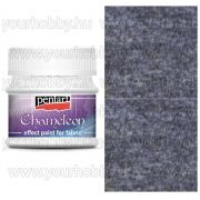 Pentart Textilfesték kaméleon 50 ml - Ezüst