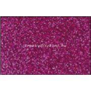 Glitteres dekorgumi lap - A4 fukszia-lila SBUG06