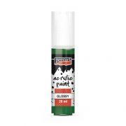 Pentart Fényes akrilfesték 20 ml - Fenyőzöld