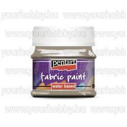 Pentart Textilfesték 50 ml - Mogyoró