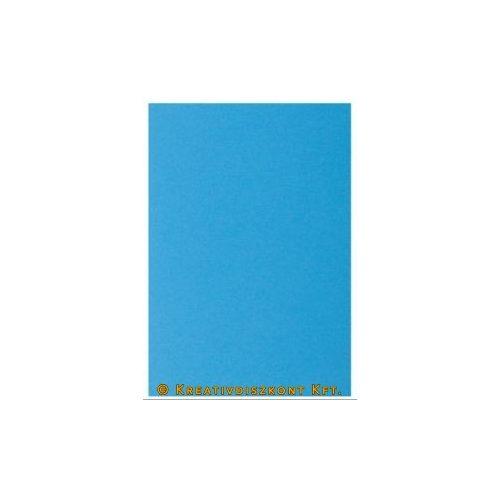 Dekorgumi 20 x 29 cm-es, 12 színben, világoskék