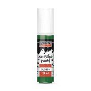 Pentart Fényes akrilfesték 20 ml - Zöld