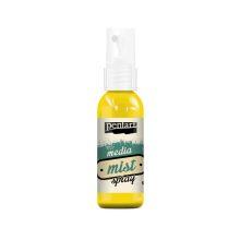 Média permetfesték spray 48 szín 50 ml - citrom