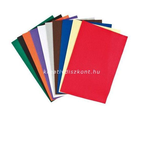 Barkácsfilc sok színben, 40 x 50 cm x 3 mm