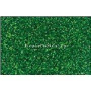 Glitteres dekorgumi lap - A4 fűzöld SBUG14
