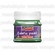 Pentart Textilfesték 50 ml - Zöld