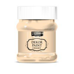 Pentart Dekor Paint Soft lágy dekorfesték 230 ml - barack