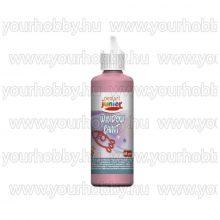 Lehúzható üvegfesték 13 szín 80 ml - piros