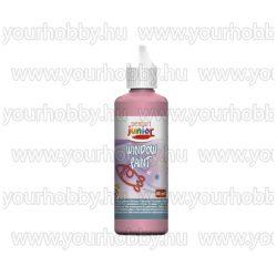 Pentart Üvegmatrica festék 80 ml - Piros