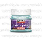 Pentart Textilfesték 50 ml - Menta
