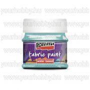 Textilfesték 25 szín 50 ml menta
