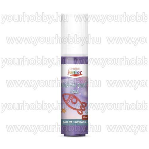 Pentart Üvegmatrica festék 20 ml - Lila