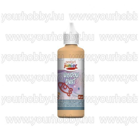 Pentart Üvegmatrica festék 80 ml - Narancs