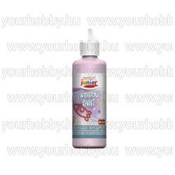 Pentart Üvegmatrica festék 80 ml - Rózsaszín