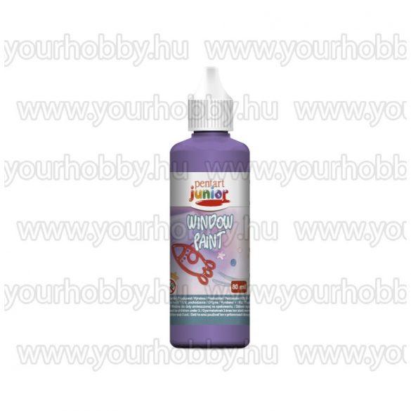 Pentart Üvegmatrica festék 80 ml - Lila