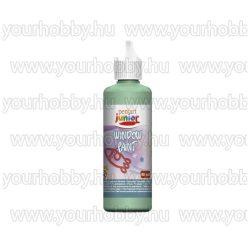 Pentart Üvegmatrica festék 80 ml - Világoszöld