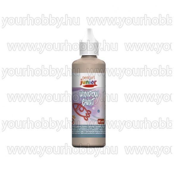 Pentart Üvegmatrica festék 80 ml - Barna