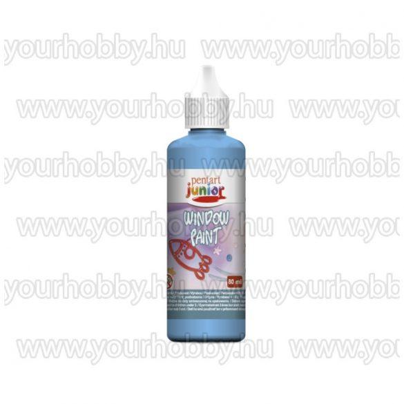 Pentart Üvegmatrica festék 80 ml - Kék