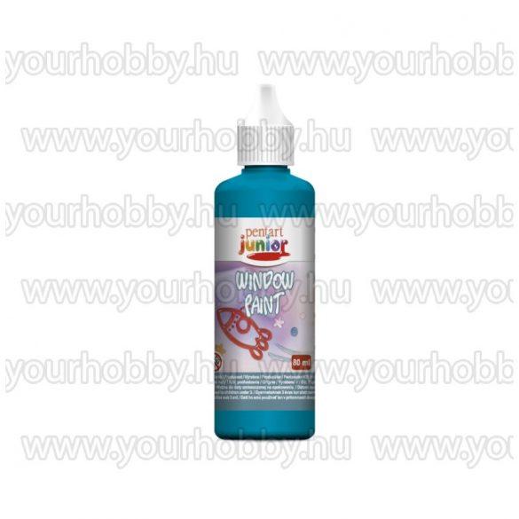 Pentart Üvegmatrica festék 80 ml - Türkiz