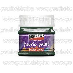 Pentart Textilfesték 50 ml - Fenyőzöld