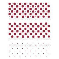 Stamperia Stencil 20x15 cm Textúra KSD96