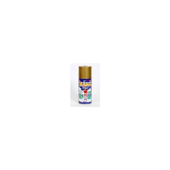 Műhó spray 3 szín - arany