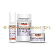 Mozaik és kavicsragasztó 3 kiszerelésben - 20 ml