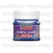 Pentart Textilfesték 50 ml - Kék