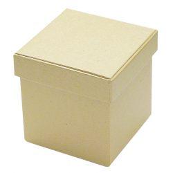 Kocka doboz, 2db-os szett 14x14x14 cm, 10x10x10 cm