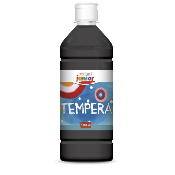 Tempera festék 16 szín 100 ml - fekete