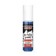 Pentart Fényes akrilfesték 20 ml - Kék