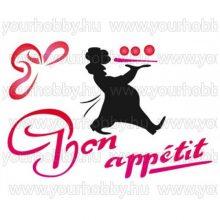 Stencil,  Bon appétit!  KSD219