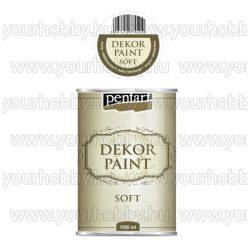 Dekor Paint Soft lágy dekorfesték 15 színben 1000 ml - elefántcsont