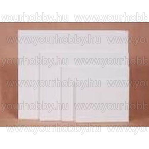 Keskeny keretű feszített vászon négyzetes 30x1,8x30 cm KTL24
