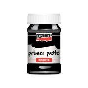 Pentart Alapozó paszta mágnesezhető - Fekete 100 ml